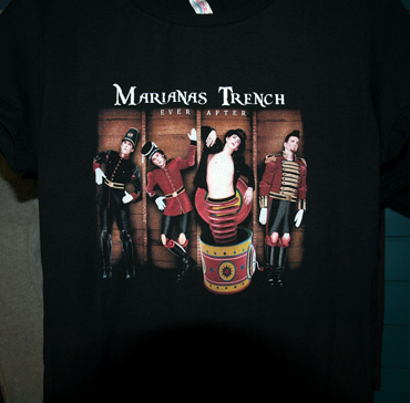 Marianas Trench Concert T-Shirt